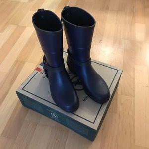 Aigle Miss Julie rubber rain boots